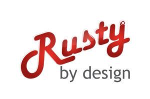 Rusty by Design Logo with Shine Final - Web RGB